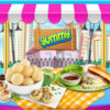 Street Food Maker Cooking Chef App Icon