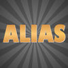 Alias - party game guess word iOS icon