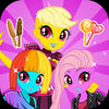 My Fashion pony little girls