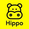Hippo - Live Video Chat iOS icon