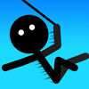 Swing Jump Rope Stick Hook iOS icon