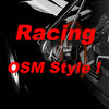 Racing OSM Style App Icon