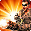 Machine Gun Snip War Shooting iOS icon