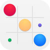Lines 2098 And Bubbles Classic iOS icon
