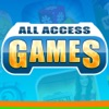 All Access Games iOS icon