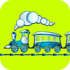 Express Train Game for Toddler App