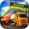 Oil Transport Truck Driving 3D iOS icon