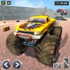 Monster Truck Derby Racing App Icon