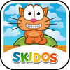Cat Game Fun Learning For Kids iOS icon