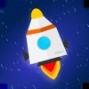 Space Rocket Lander iOS icon