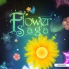 Flower Saga Game iOS icon