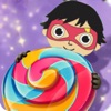 Ryan Candy puzzle :catch jelly App
