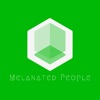 Melanated People iOS icon