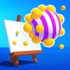 Art Ball 3D iOS icon