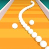 Ball Road: Fun Snake Rise Run App
