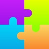 Puzzle. Kids iOS icon