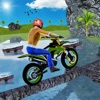 Stunt Bike Driving & 3D Race iOS icon