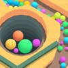 Sand Action - Collect Balls 3D App