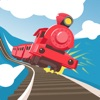 Off the Rails 3D iOS icon