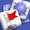 Mine Clearance Online: Retro App Icon