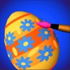 Easter Egg 3D iOS icon