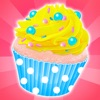 Cupcake Games: Casual Cooking iOS icon