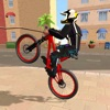 Wheelie Bike 3D App Icon