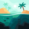 Tides: A Fishing Game iOS icon
