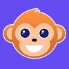 Monkey Video Chat iOS icon