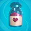 Sand Bottle Art iOS icon