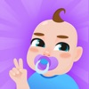 Welcome Baby 3D App Icon