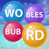 Word Serene Bubbles iOS icon