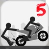 Stickman Racer Destroyer iOS icon