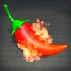 Extra Hot Chili 3D App Icon