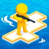 War of Rafts: Naval Battle App Icon