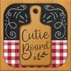 CutieBoard for iPhone
