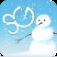 Winter Snow Globe App Icon