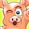 Pigs A Pop'n app icon