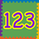 Numbers Toddler Preschool app icon