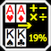 Poker Odds Teacher app icon