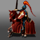 Reiner Knizia's Knights of Charlemagne iOS Icon