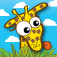 Giraffe's PreSchool Playground iOS Icon
