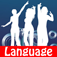 Catch Words 2nd Language Practice iOS Icon