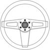 NFSW Pro racing wheel app icon