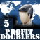 A business Tycoon 5 Profit Doublers iOS Icon