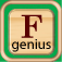 FourPlay Genius Edition (Four Letter Word Game) iOS Icon