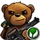 BATTLE BEARS: Zombies iOS Icon