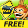 Jurassic 3D Rollercoaster Rush FREE App Icon