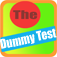 The Dummy Test app icon