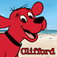 Clifford's BE BIG with Words app icon